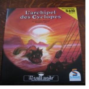 L'Œil Noir - L'Archipel des Cyclopes (Schmidt)