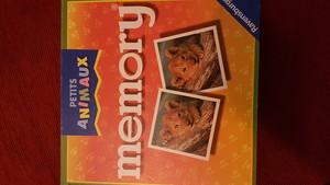 Petits animaux memory
