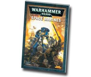Warhammer 40k codex : Space Marines