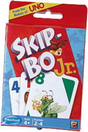 Skip-Bo Jr.