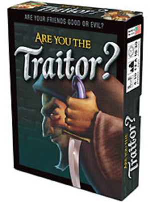 Are You the Traitor ?