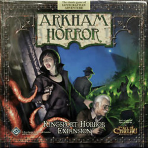 Arkham Horror : Kingsport Horror