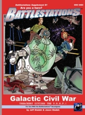 Battlestations : Galactic Civil War