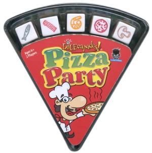 Dicecapades : Pizza Party