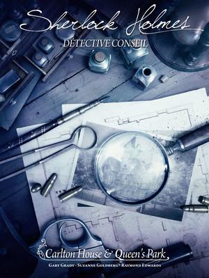 Sherlock Holmes Détective Conseil : Carlton House & Queen's Park