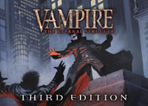 Vampire : The Eternal Struggle : Third Edition