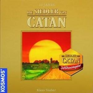 Die Siedler von Catan - Gold Edition