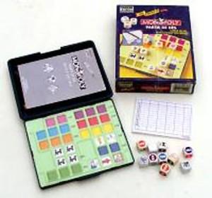 Monopoly - partie de dés