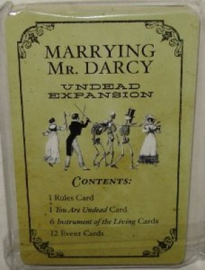 Marrying Mr Darcy : Undead