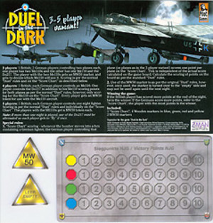 Duel in the Dark : 3-5 player variant