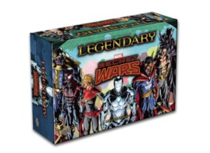 Legendary : Secret Wars ( Volume 1 )