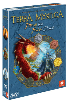 Terra Mystica: Fire & Ice / Feu & Glace