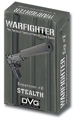 Warfighter : Expansion 2 - Stealth