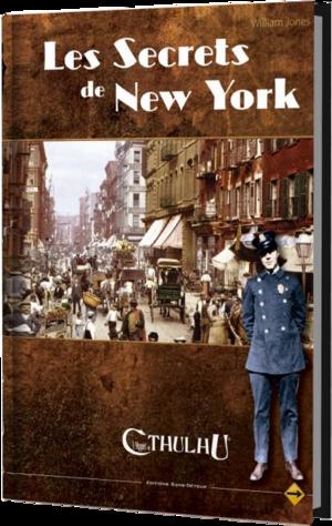 Appel de Cthulhu V6 - Les Secrets De New York