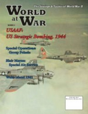 USAAF: US Strategic Bombing, 1944