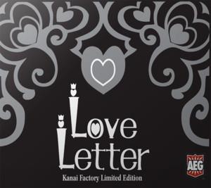 Lover Letter la version limitée d'AEG