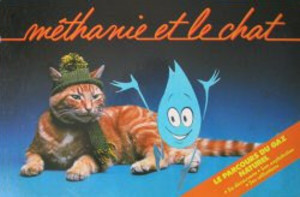 Methanie et le Chat