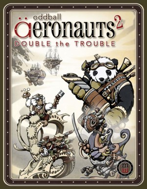 oddball Aeronauts 2: Double the Trouble