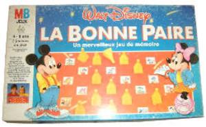 La bonne paire - Walt Disney