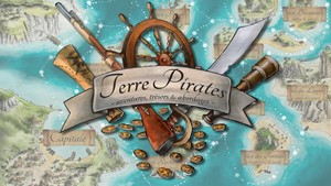 Terre Pirates : le jeu et les nouvelles illustrations !