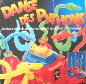 La danse des pythons
