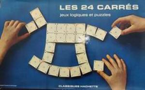 Les 24 carrés