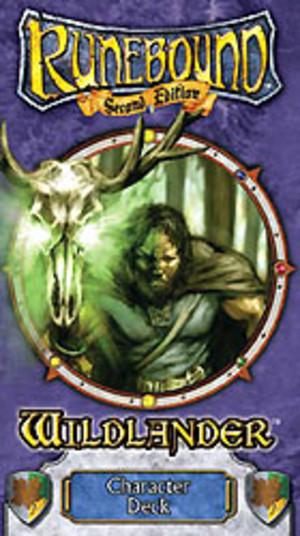 Runebound : Wildlander