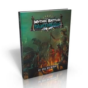Mythic Battles: Pantheon -  Le jeu de rôle