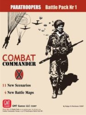 Combat Commander Battle Pack #1 : Paratroopers