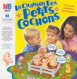 La Chanson des Petits Cochons