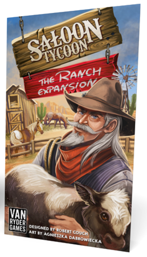 Saloon Tycoon - The Ranch Expansion