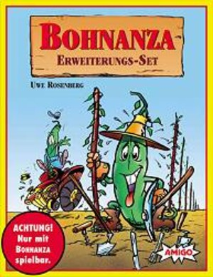 Bohnanza : Erweiterungs-set
