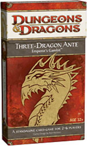 Three-Dragon Ante - Emperor's Gambit