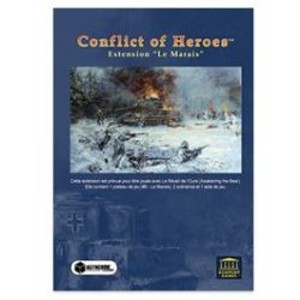 Conflict of Heroes : Extension Le Marais