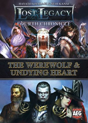 Lost Legacy: Fourth Chronicle – The Werewolf & Undying Heart