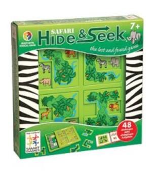 Hide and seek : Safari