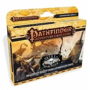 Pathfinder - Skull & Shackles LCG : Island of Empty Eyes