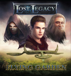 Lost Legacy: Flying Garden