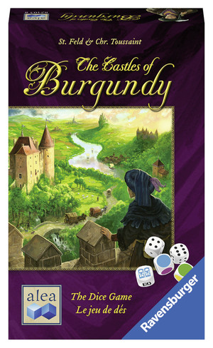 The Castles of Burgundy : Le jeu de dés
