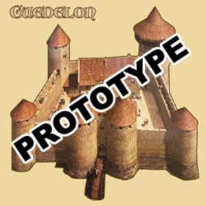 Guédelon - prototype