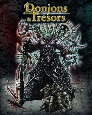 Donjons & Trésors extension: Démences et Créatures Légendaires
