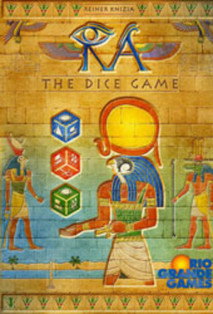 Râ - The Dice Game