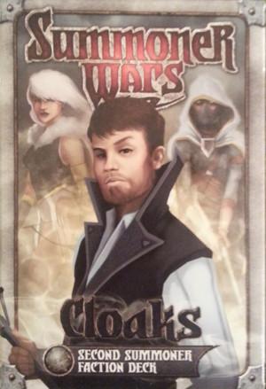 Summoner Wars : Cloaks - Second Summoner