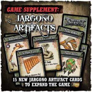 Shadows of Brimstone - Jargono Artifacts Supplement
