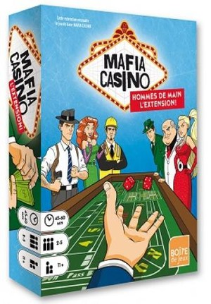 Mafia casino - Hommes de main