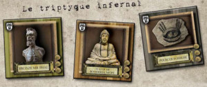 Archaeologia : le triptique infernal