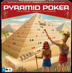 Pyramid Poker