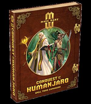 Conquest of Kumanjaro