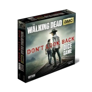 """The Walking Dead """"Don't Look Back"""" Dice Game"""