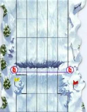 Snow Tails : Le saut de la mort